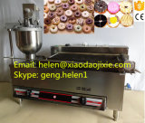 商業Doughnut Frying MachineかSmall Doughnut Making Machine
