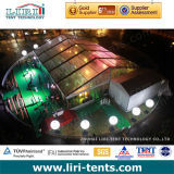Saleのための20X30m Transparent Hearvy Duty Construction Tent