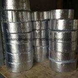 Лента изоляции стеклоткани Алюмини-Фольги покрытая