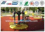 Nicht giftiger und harmloser Sport, der für Laufbahn, laufende Spur, Schule-Spielplatz ausbreitet
