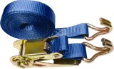 Alloy Steel Zinc Plated Belt Double J Hook