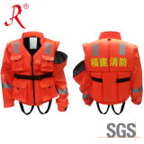 Многофункциональный морской плавая спасательный жилет (QF-002)