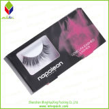 Flower Printing를 가진 재생된 DIY Folding Packaging Eyelash Box