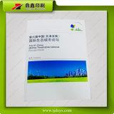 Stampa libretto/del libro, stampa del catalogo, opuscolo e servizio di plastica di stampa in offset
