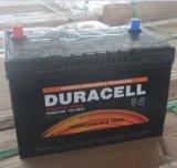 Batería de coche auto de Duracel Rocket 12V frecuencia intermedia