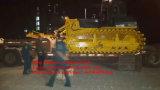 SD23 escavadora padrão, escavadora da esteira rolante do poder superior, escavadora brandnew de China, com Rops e Fops, lâmina reta da inclinação, lâmina de Semi-U, lâmina do ângulo, escolhem/três