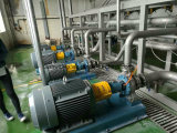 Pompa centrifuga chimica nel campo petrochimico