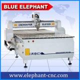 Blauwe Olifant 1325 3D CNC Scherpe Machine van het Houtsnijwerk voor Verkoop