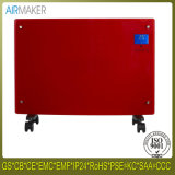 Hot Sale Painel de vidro montado na parede elétrico Convector Heater