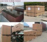 Prix phénoliques de contre-plaqué de contre-plaqué marin de construction de la Chine avec 12mm 10mm
