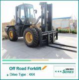 5 Tonnen Forklift Cpcy50 weg von Road Forklift