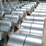 Vente en gros de bobines / feuilles en acier galvanisé de haute qualité