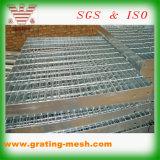 Гальванизированная решетка металла стальная для дорожки