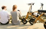 Электрический велосипед Производитель Портативный складной электрический велосипед / складной электрический велосипед