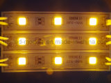 SMD Yellow Light 5054 3LED Module Waterproof