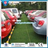 Gras-Gummimatten-antibakterielles Fußboden-Matten-Parken-Gummimatten-Sicherheits-Gummi-Matte