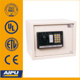 Electronic Safe Box for Home and Hotel with 2mm Body, 4m Door