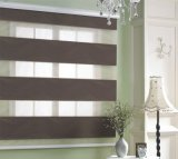 A corda Home de venda quente da escada da tela da decoração personalizou cortinas da zebra