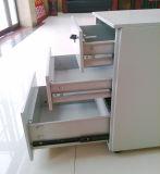 Alta qualidade montada sob do gabinete móvel de aço do metal do escritório da mesa gabinetes de enchimento móveis