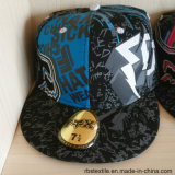 Snapback qualificado venda por atacado Cap&Hat do poliéster