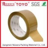 Brown ninguna burbuja que empaqueta la cinta adhesiva para el lacre del cartón