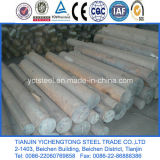 Schwarz-Ende-Stahl Rod des kohlenstoffarmen Stahl-C45
