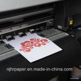 Individu ne sarclant aucun papier de transfert thermique de coupure pour le tissu 100% de coton avec la sublimation d'imprimante à jet d'encre/coton