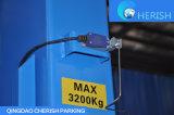 Élévateur automatique de véhicule d'élévateur de portique hydraulique de deux postes