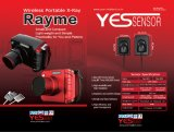 Sì macchina di raggi X portatile dentale di Rayme Digital di marca