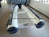 Fibra de vidro pequena canoa de guiga reforçada (HSR 2.0-3.1m)