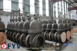HandwheelのAPI 6D Carbon Steel Flat Gate Valve