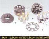 Pièces de rechange de moteur hydraulique de course de GM05/07 GM35vl et pièces de réparation