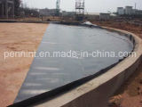 Tipo homogêneo membrana Waterproofing do Vulcanization de EPDM