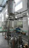 Máquina de rellenar del jugo con el esterilizador en línea del casquillo