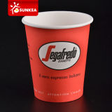 Vendita Machine 7oz Coffee Paper Cup con Logo