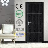 強い品質の純木のドア(M-WF029)