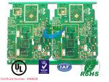 Mais baixo preço e alta qualidade 4 de Enig camadas da placa do PWB com controle de Imdepedance