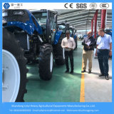 70HP / 125HP / 135HP / 140HP / 155HP 4WD Ferme / Agricole / Jardin / Compact / Pelouse / Tracteur à pied avec certificat CE et ISO Chine