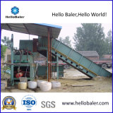 Halb-Selbststroh-Presse-Maschine für Kleinbauernhof