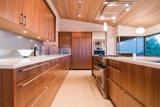 台所Furitureの米国式の従来の設計されていた食器棚