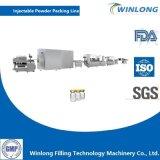 Injizierbarer Phiole Waschen-Drying&Sterilization-Puder Filling&Pluging-Schutzkappe Dichtungs-Produktionszweig