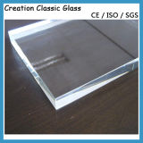 3-19mm ultra freies ausgeglichenes flaches Glas (für Tür mit ISO/Ce/SGS Bescheinigung)