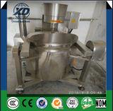 Industrielles automatisches Popcorn, das Maschinen-Popcorn-Hersteller-Maschine herstellt