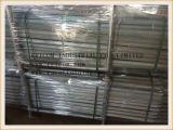 7'x4 'galvanizado andaimes Cruz Suspensórios para Frames