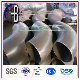 A234/A105炭素鋼最もよい価格の45度の不足分の半径の肘