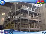 Andaime resistente do frame de aço para as plataformas de funcionamento da altura (SS-004)