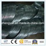 Barbelé de lame de rasoir de fabrication de fournisseur de la Chine