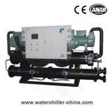 Легкой машина рефрижерации винта деятельности охлаженная водой