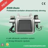 Machine portative de perte de poids de la cavitation rf de BS08 40kHz