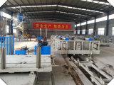 Linha de produção espumada concreta máquina do painel de parede do EPS de molde do painel de /Wall